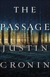 Cover of Justin Cronin's book The Passage