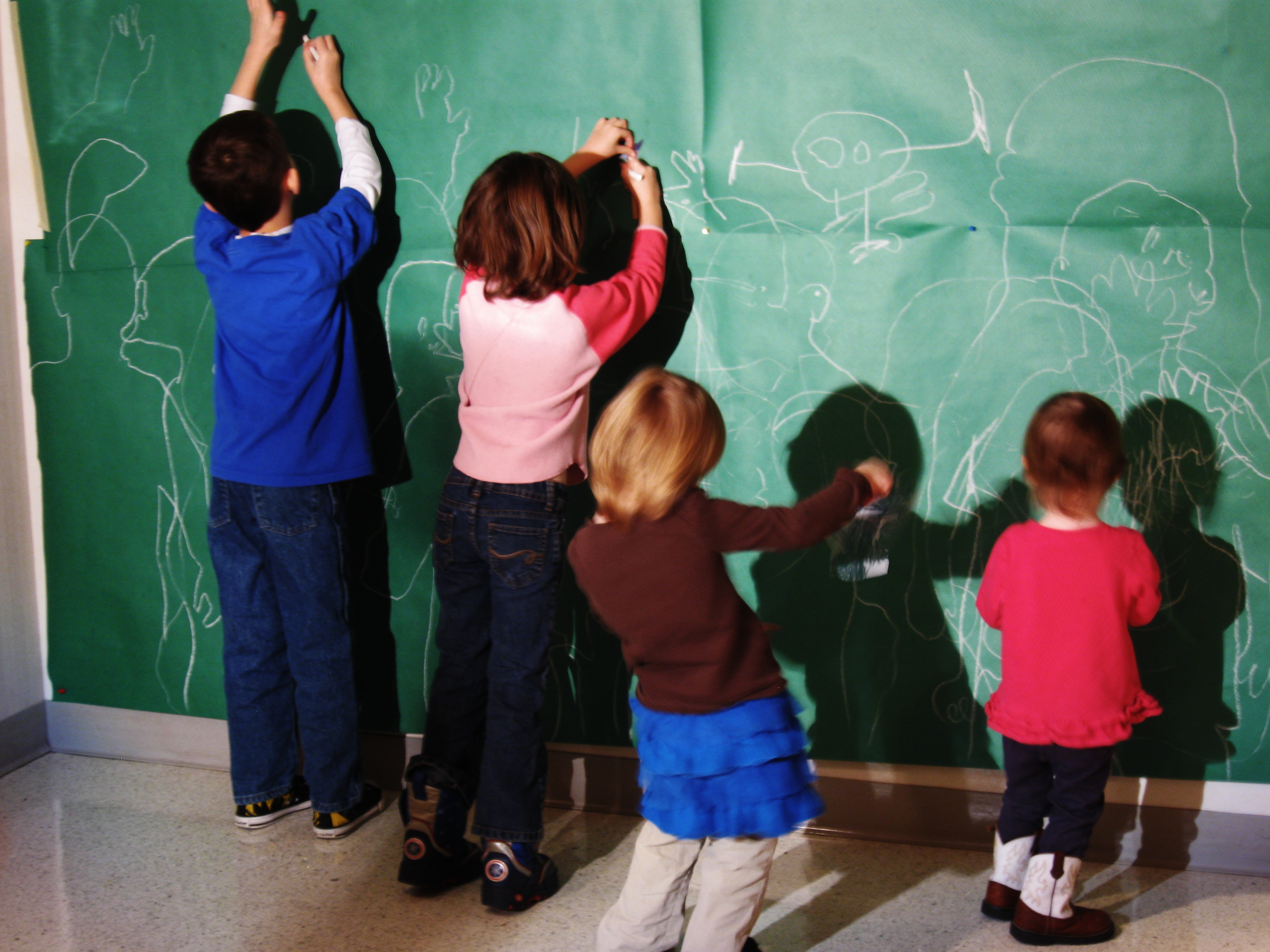 Light And Shadow Preschool Science And Math