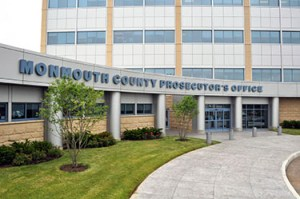 Monmouth County Prosecutors Office building