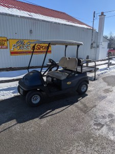 2009 Electric Club Car $4300
