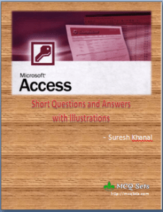 Download DBMS And Access Questions Answers