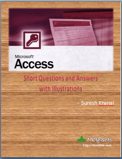 Database and MS Access Questions Answers