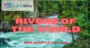 Most Famous and Beautiful Rivers Of The World