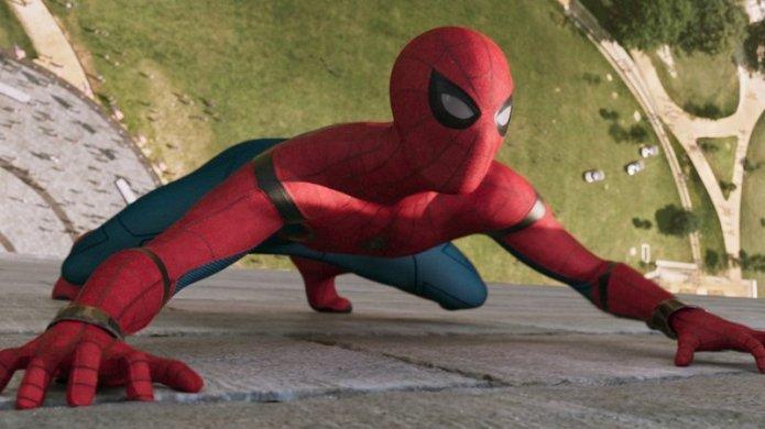 spiderman homecoming film