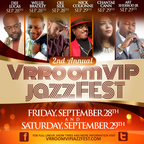 VrroomVIp Jazz Fest