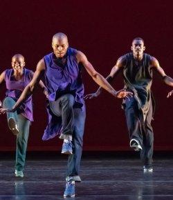 Alvin Ailey American Dance Theater Debuts 'Lazarus' To Celebrate 60th Anniversary