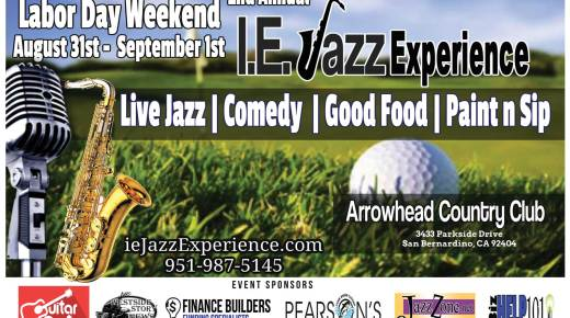 The Second Annual I.E. Jazz Experience