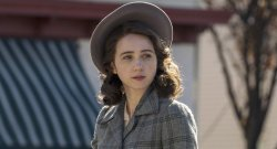 For Zoe Kazan, 'Plot Against America' Is 'Scarily Prescient' And Personal