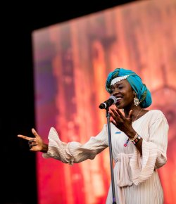 A World Champion Slam Poet Pivots To Medicine