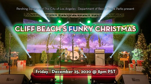 Cliff Beach's Funky Christmas
