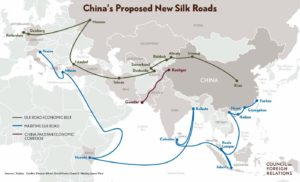 CPEC-Essay-Scholarly-reports-on-CPEC-Projects-Route-and-map
