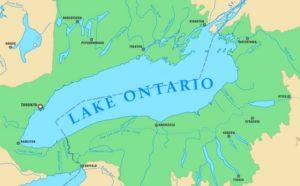 Lake Ontario - important lakes of the world