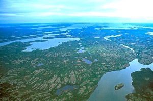 Great Slave Lake - important lakes of the world