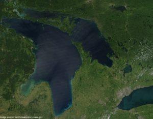 Lake Huron - important lakes of the world