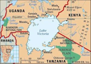 Lake Victoria - important lakes of the world