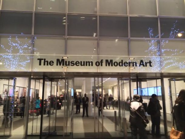 The MoMA (Museum of Modern Art) is the perfect option for getting out of your dorm and out of the cold, and it has free admission on Fridays after 4 p.m.