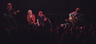 Kellie Pickler sang a set that emphasized her latest album. Photo by James O'Connor.
