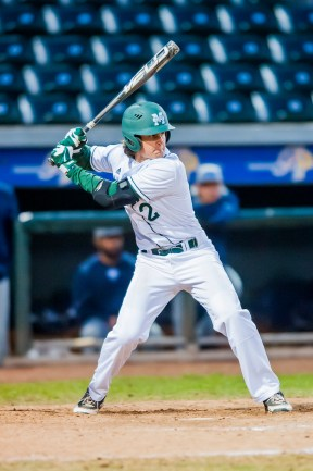 Yoandry Galan has started all 20 games this season. Photo courtesy of gojaspers.com.