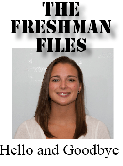 FEATURES - Freshman Files 1