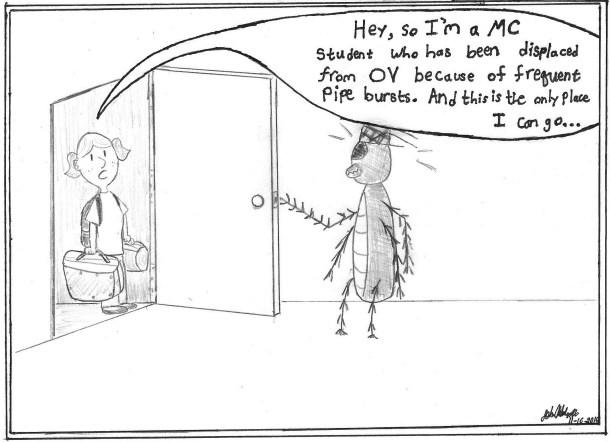 Cartoon by John Abbatangelo.