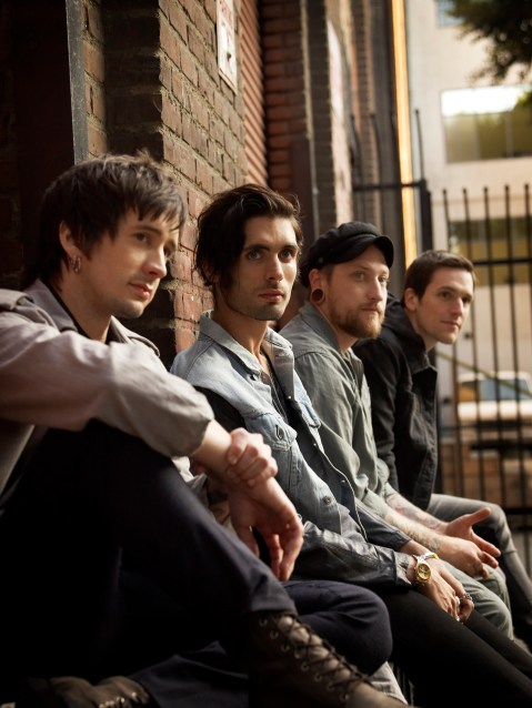 The All-American Rejects are performing at this year's spring concert.  The All-American Rejects/Courtesy