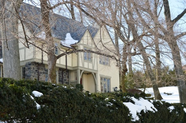 Fieldston is an affluent community located north of campus. Kevin Fuhrmann/The Quadrangle