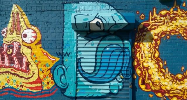 ABC Mural in Alphabet Cit
