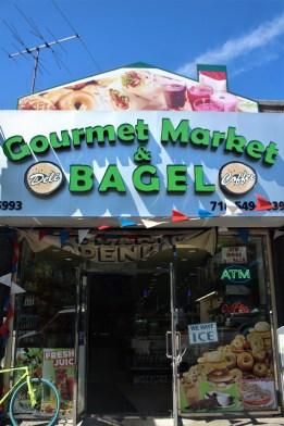 Gourmet Bagel