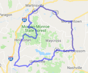 Indiana Motorcycle Roads