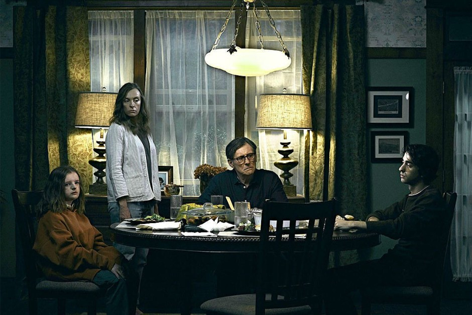 family in hereditary