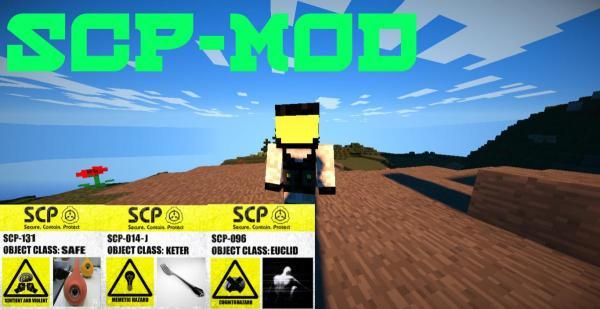 Scp craft | MCreator