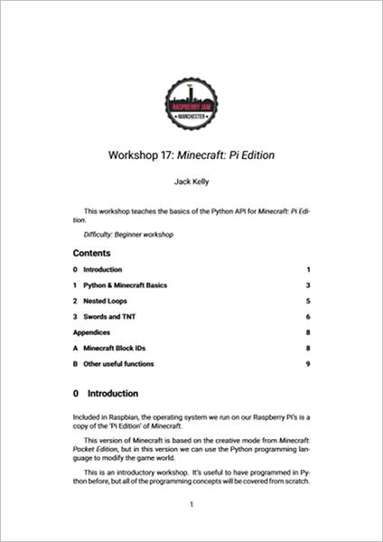 Workshop 16 PDF