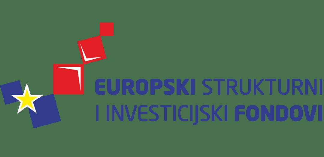 Logotip Europskih strukturnih i investicijskih fondova