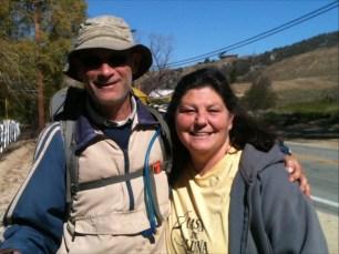 Lynn with Terri from Casa de Luna.