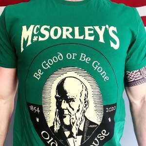 Green McSorley's T-Shirt