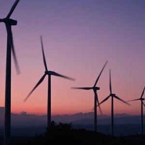 image of wind farm