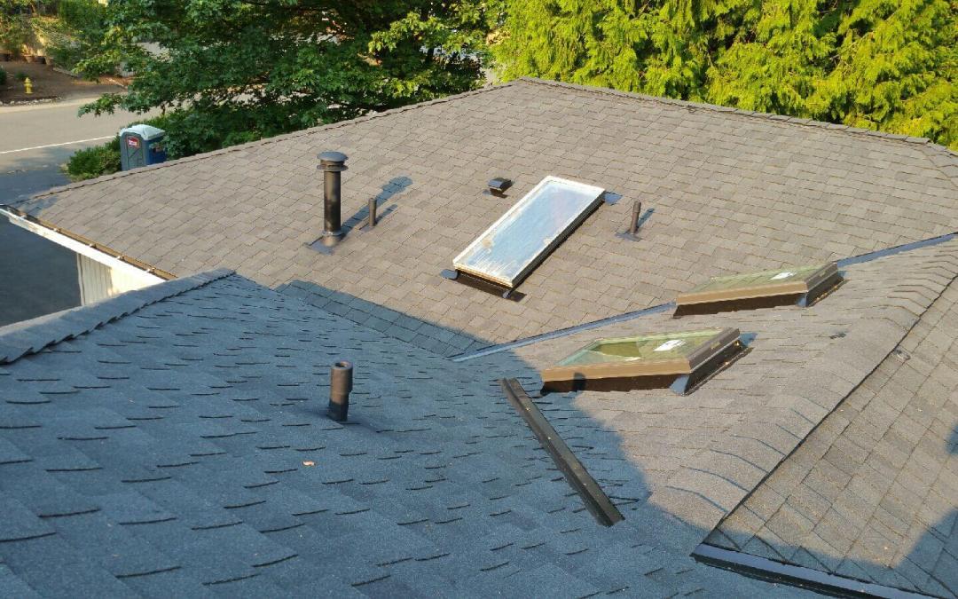CertainTeed Landmark TL installed by MCS Roofing