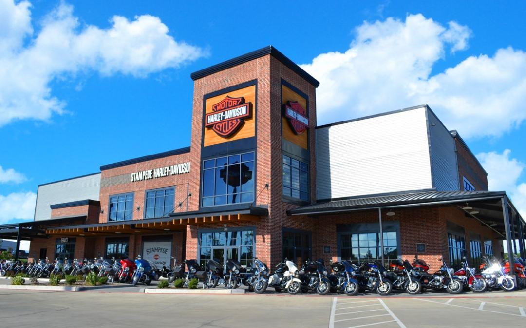 Fort Worth Harley Davidson