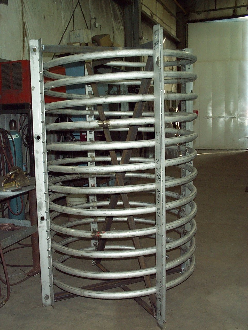 Steam & Condensate Coils