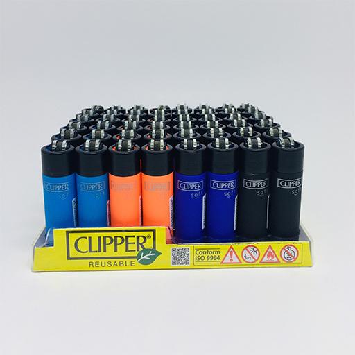 Clipper Pocket Soft Çakmak