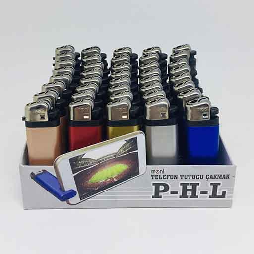 Moni PHL Telefon Tutucu Çakmak 40'lı