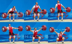 snatch sequence