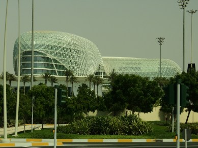 The Yas Hotel