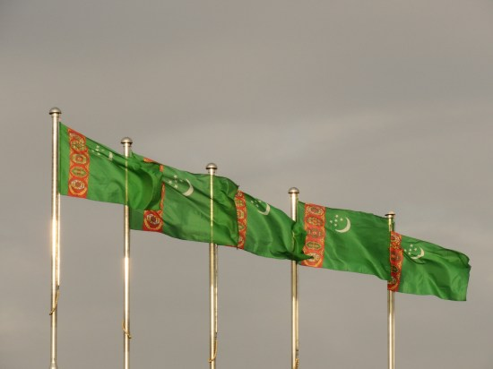 Turkman Flags