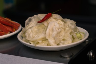 Pictures of Fast Food in Xian China by Mary Catherine Messner