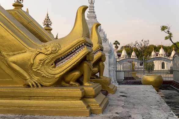 Pictures of Kuthodaw Pagoda in Mandalay Myanmar Burma with TCS World Travel Uncharted Myanmar trip by mcmessner Mary Catherine Messner