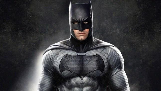"Batman in ""Suicide Squad"""
