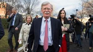 Bolton's Plan: Starve Venezuela