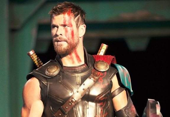 Thor: Ragnarok (2017) Thor (Chris Hemsworth)