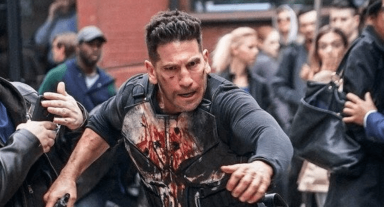 Frank Castle Is Bloody and Bruised In Newly Released 'Punisher' Season 2 Set Pics